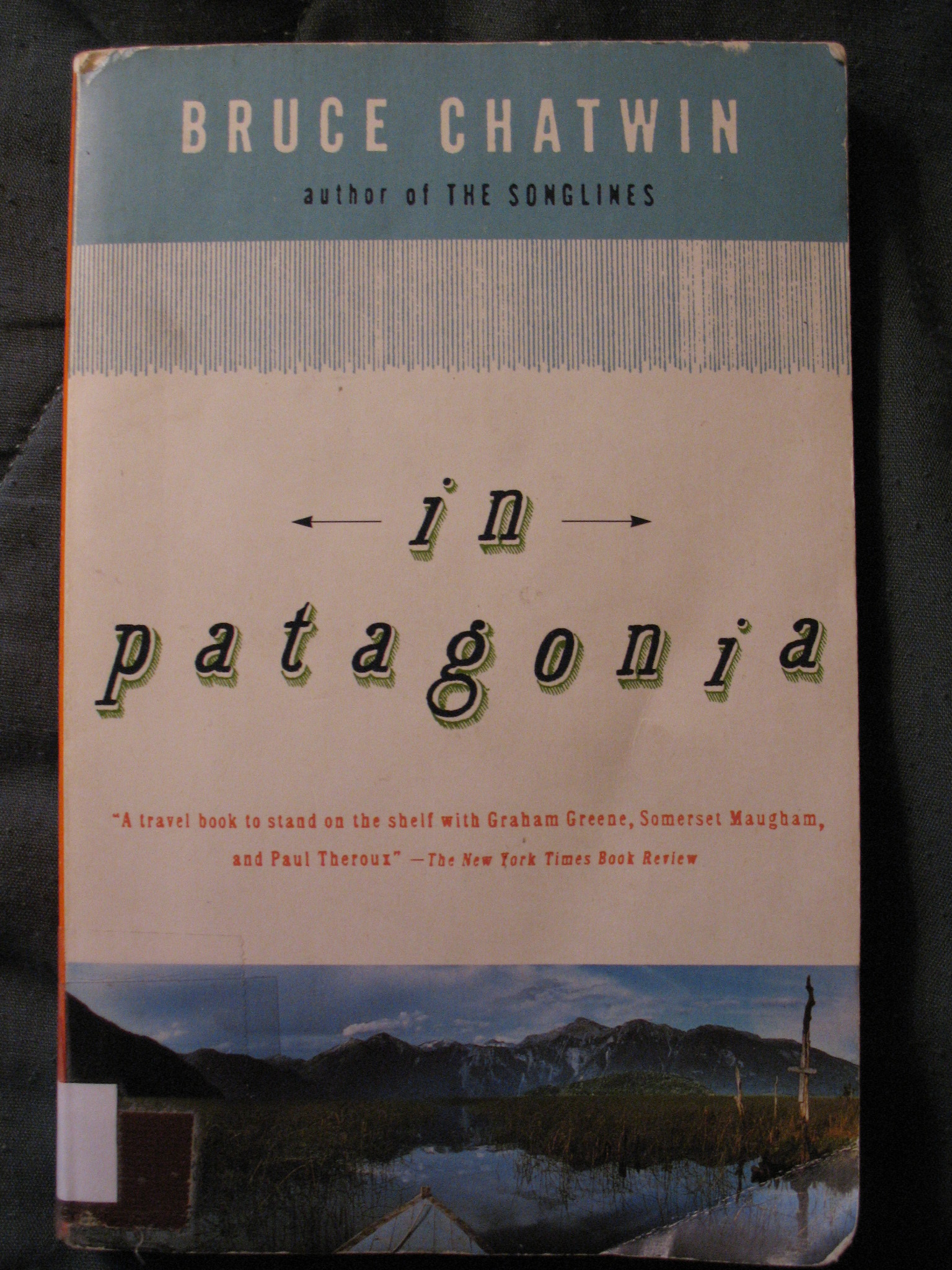 bruce chatwin patagonia
