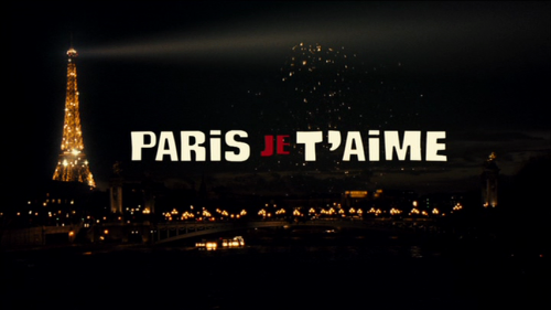 Paris title card