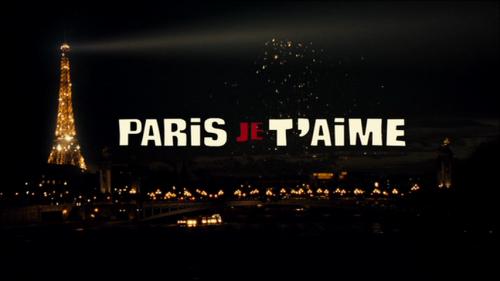 Paris title card