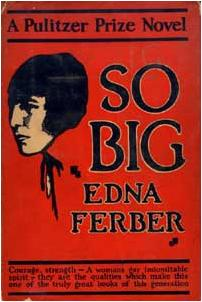 So Big Edna Ferber 2