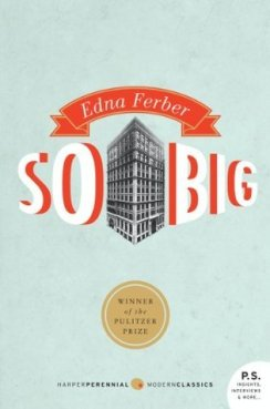 So Big Edna Ferber