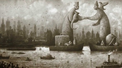 The Arrival Shaun Tan